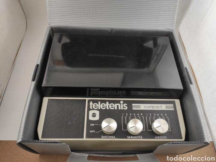 Videojuegos y Consolas: Consola teletenis vintage - Foto 2 - 199337093
