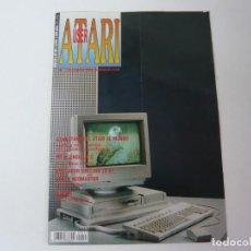 Videojuegos y Consolas: ATARI USER, AÑO III, Nº 27, 1991 - ATARI ST / STE - REVISTA INFORMÁTICA. Lote 199692091