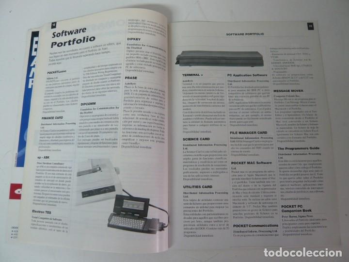 Videojuegos y Consolas: Atari USER, año III, nº 27, 1991 - Atari ST / STE - Revista informática - Foto 4 - 199692091