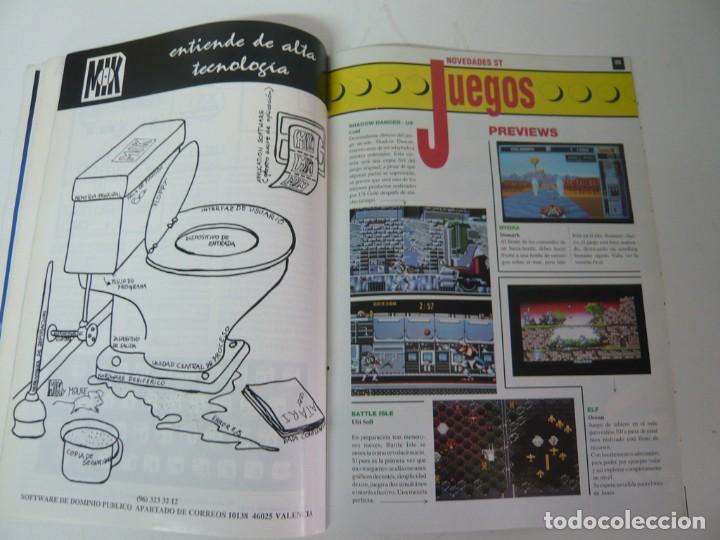 Videojuegos y Consolas: Atari USER, año III, nº 27, 1991 - Atari ST / STE - Revista informática - Foto 6 - 199692091
