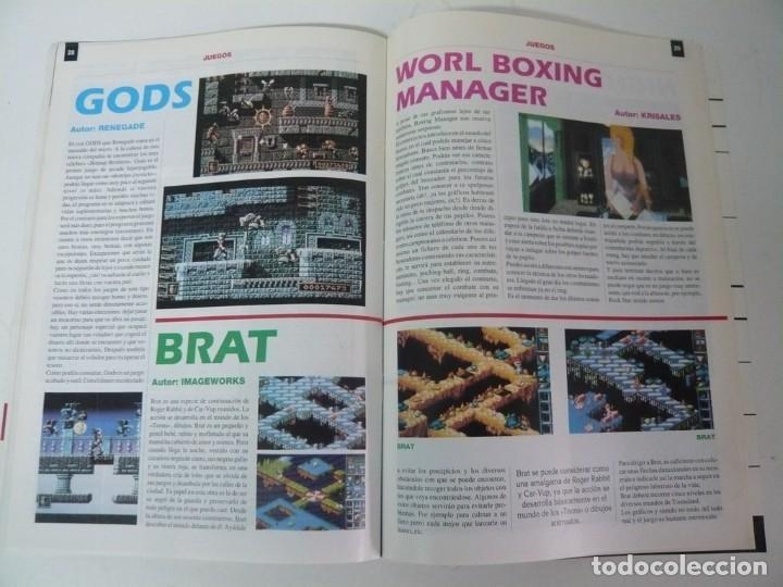 Videojuegos y Consolas: Atari USER, año III, nº 27, 1991 - Atari ST / STE - Revista informática - Foto 8 - 199692091