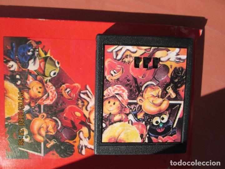 Videojuegos y Consolas: 2600 COMPATIBLE , JUEGO PARA CONSOLA ATARI MOTOR RACE , MISSILE SNOOPY , CARNIVAL ETC - Foto 2 - 199773670