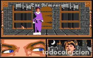 Videojuegos y Consolas: Grimblood [Maelstrom Games] 1990 [Virgin / 16blitz] [ATARI ST] - Foto 8 - 41470914