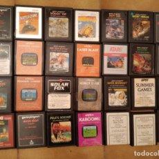 Videojuegos y Consolas: LOTE ATARI. Lote 199841152