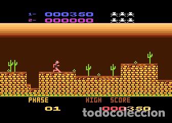 Videojuegos y Consolas: Aztec Challenge [Cosmi] 1983 [Top Ten Hits] [ATARI 600 / 800 / XL / XE] Robert T. Bonifacio - Foto 5 - 49666858