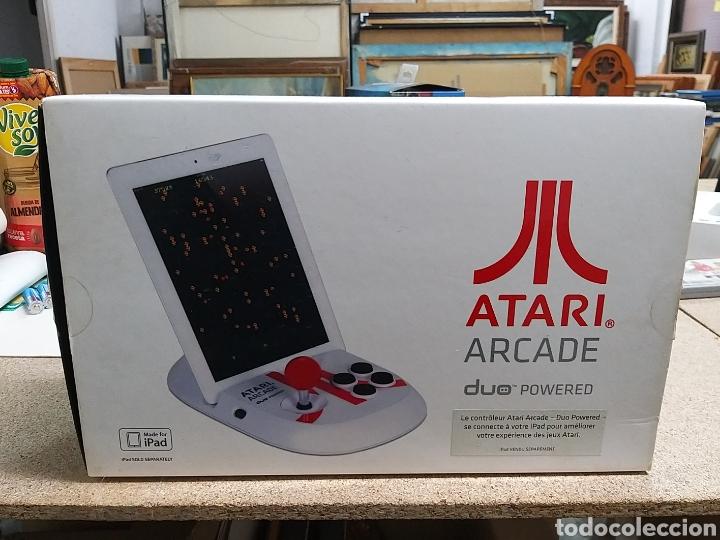 CONTROLADOR JOYSTICK PARA IPAD MARCA ATRARI (Juguetes - Videojuegos y Consolas - Atari)