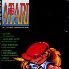 Videojuegos y Consolas: ATARI USER - REVISTA Nº 28 - FOTO ADIC.. Lote 202888927