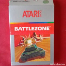 Videojuegos y Consolas: ATARI 2600/ CX2681 BATTLEZONE ONE PLAYER ONLY. COMPLETO. Lote 203031950