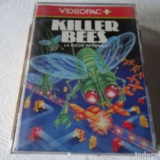 Videojuegos y Consolas: PHILIPS VIDEOPAC - Nº 52 KILLER BEES LA RUCHE INFERNALE VIDEOPAC+. Lote 204625673