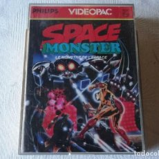 Videojuegos y Consolas: PHILIPS VIDEOPAC - Nº 22 SPACE MONSTER VERY RAR VIDEOPAC+. Lote 204625743