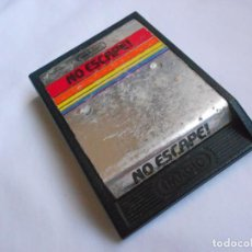 Videojuegos y Consolas: NO ESCAPE - ATARI 2600 Y COMPATIBLES - JUEGO EN CARTUCHO ORIGINAL. Lote 204713542