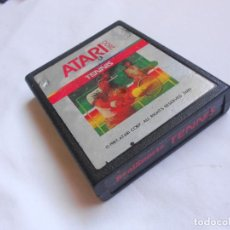 Videojuegos y Consolas: TENNIS - ATARI 2600 Y COMPATIBLES - JUEGO EN CARTUCHO ORIGINAL. Lote 204813380