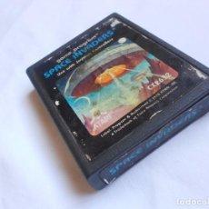 Videojuegos y Consolas: SPACE INVADERS - ATARI 2600 Y COMPATIBLES - JUEGO EN CARTUCHO ORIGINAL. Lote 204813550
