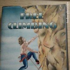 Videojuegos y Consolas: FREE CLIMBING JUEGO ATARI ST CON DOS DISCOS, ESCALADA. Lote 234336955
