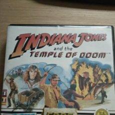 Videojuegos y Consolas: JUEGO INDIANA JONES ATARI ST TEMPLE OF DOOM TEMPLO MALDITO (SIN DISCO). Lote 234337040