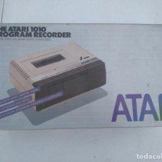 Videojuegos y Consolas: ATARI 1010 - UNIDAD DE CASSETTE, PROGRAM RECORDER - NUEVA, EN SU CAJA, A ESTRENAR. Lote 205814780