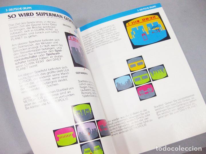 Videojuegos y Consolas: JUEGO ATARI DE SUPERMAN CON INSTRUCCIONES - CX2631 - Foto 3 - 205875252