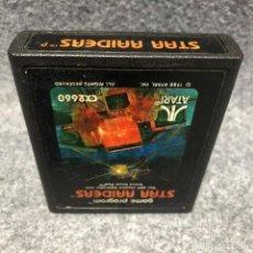 Videojuegos y Consolas: STAR RAIDERS ATARI 2600. Lote 206292838