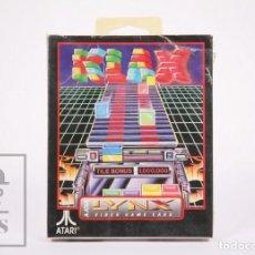 Videogiochi e Consoli: VIDEOJUEGO / JUEGO PRECINTADO PARA LYNX / ATARI - KLAX - ATARI, 1990. Lote 206893908