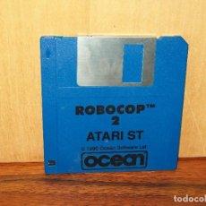 Videojuegos y Consolas: ROBOCOP 2 - JUEGO CONSOLA ATARI ST. Lote 207835011