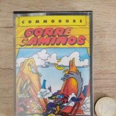 Videojuegos y Consolas: JUEGO CORRECAMINOS (ROAD RUNNER). COMMODORE. AÑO: 1985. Lote 207753483