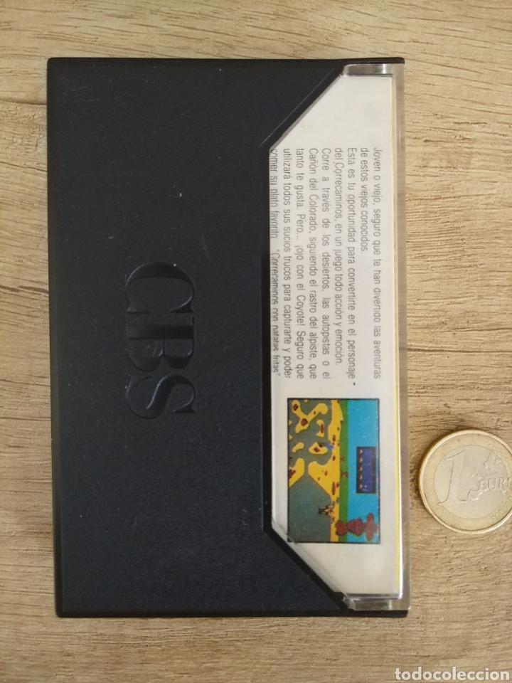 Videojuegos y Consolas: Juego CORRECAMINOS (Road Runner). COMMODORE. Año: 1985 - Foto 2 - 207753483
