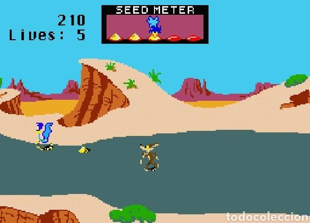Videojuegos y Consolas: Juego CORRECAMINOS (Road Runner). COMMODORE. Año: 1985 - Foto 14 - 207753483