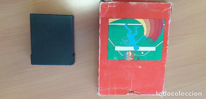Videojuegos y Consolas: 08-00356 -CARTUCHO JUEGOS DEPORTES ATARI 2600 - Foto 2 - 210012582