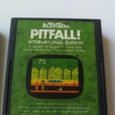 Videogiochi e Consoli: ANTIGUO JUEGO PARA VIDEO CONSOLA ATARI 2600 - PITFALL! - 1982 - ACTIVISION -. Lote 214899567