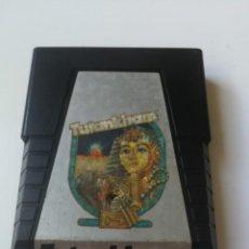 Videojuegos y Consolas: ANTIGUO JUEGO PARA VIDEO CONSOLA ATARI 2600 - TUTANKHAM - 1983 - KONAMI - PARKER BROTHERS -. Lote 214900350