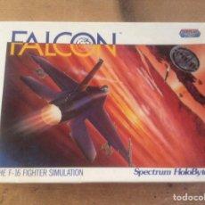 Videojuegos y Consolas: SPECTRUM HOLOBYTE FALCON F-16 SIMULATOR PARA ATARI ST. Lote 218451922