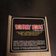 Videojuegos y Consolas: ATARI NINTENDO DONKEY KONG COLECO. Lote 218484430