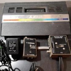 Videojuegos y Consolas: CONSOLA ORIGINAL ATARI 2600. Lote 218484636