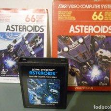 Videojuegos y Consolas: ASTEROIDS ATARI 1982. Lote 218991876