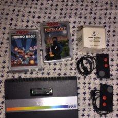Jeux Vidéo et Consoles: ATARI 7800 EN ESTADO DE COLECCIONISTA. Lote 219161523