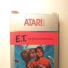 Videojuegos y Consolas: CARTUCHO ATARI E.T. Lote 219259472