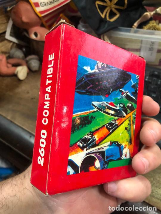 Videojuegos y Consolas: VIDEOJUEGO ATARI 32 GAMES VIDEO GAME CARTRIDGE 2600 COMPATIBLE - MATERIAL DE ANTIGUA TIENDA - Foto 2 - 220540113
