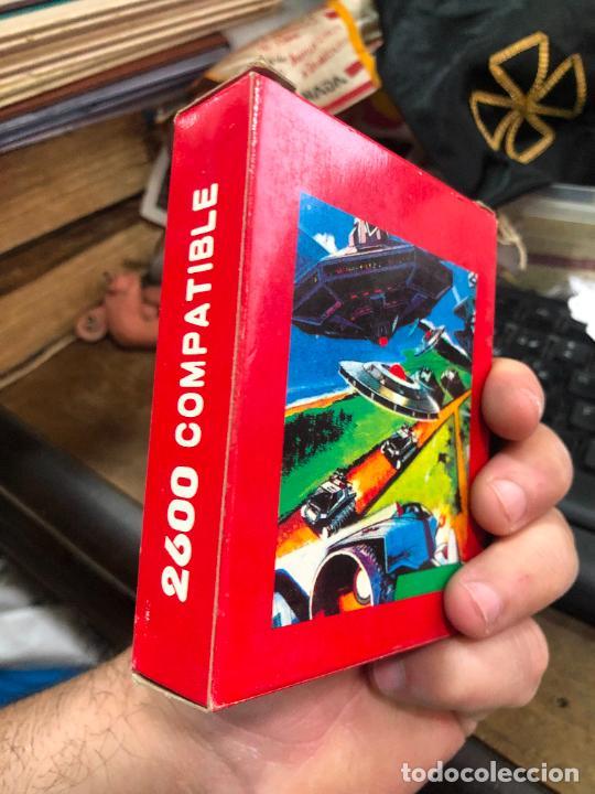 Videojuegos y Consolas: VIDEOJUEGO ATARI 32 GAMES VIDEO GAME CARTRIDGE 2600 COMPATIBLE - MATERIAL DE ANTIGUA TIENDA - Foto 2 - 220540436