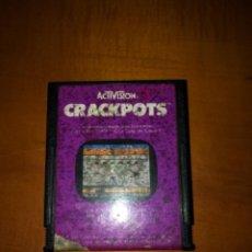 Videojuegos y Consolas: VIDEOJUEGOS CRACKPOTS DE ATARI. Lote 221595133