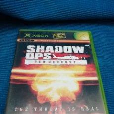 Videojuegos y Consolas: XBOX SHADOW OPS RED MERCURY. Lote 222616723