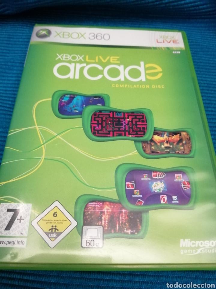 XBOX LIVE ARCADE (Juguetes - Videojuegos y Consolas - Atari)