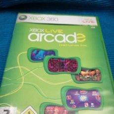Videojuegos y Consolas: XBOX LIVE ARCADE. Lote 222616995