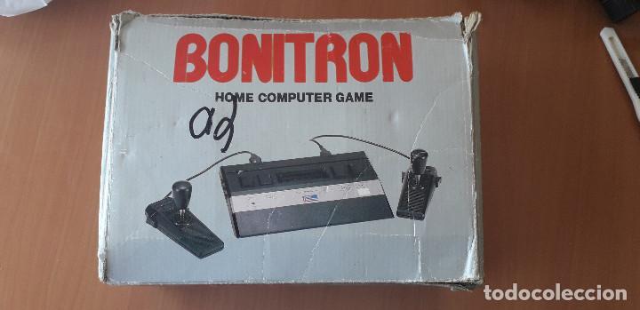 08-00369 -CONSOLA BONITRON ( COMPATIBLE CON ATARI 2600) (Juguetes - Videojuegos y Consolas - Atari)