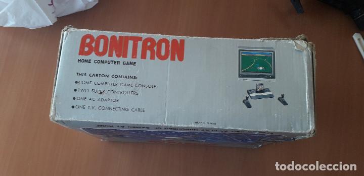 Videojuegos y Consolas: 08-00369 -CONSOLA BONITRON ( COMPATIBLE CON ATARI 2600) - Foto 3 - 222947187