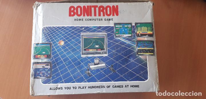 Videojuegos y Consolas: 08-00369 -CONSOLA BONITRON ( COMPATIBLE CON ATARI 2600) - Foto 4 - 222947187