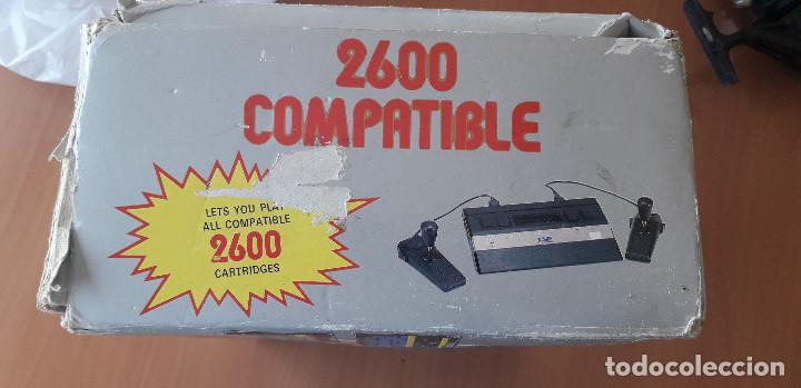 Videojuegos y Consolas: 08-00369 -CONSOLA BONITRON ( COMPATIBLE CON ATARI 2600) - Foto 5 - 222947187