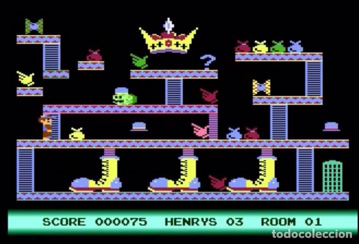 Videojuegos y Consolas: Henry´s House [Mastertronic] 1987 [ATARI 600 / 800 / XL / XE] Chris Murray - Foto 5 - 48306159