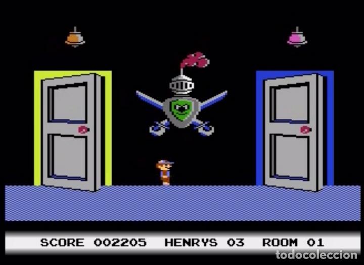 Videojuegos y Consolas: Henry´s House [Mastertronic] 1987 [ATARI 600 / 800 / XL / XE] Chris Murray - Foto 6 - 48306159