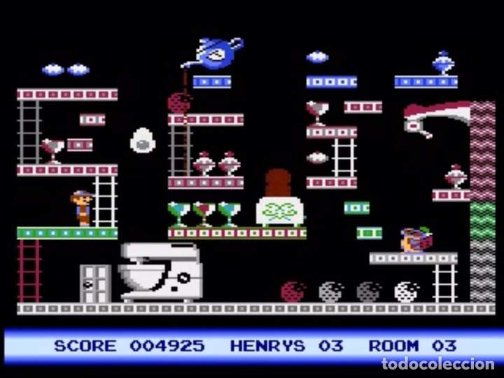 Videojuegos y Consolas: Henry´s House [Mastertronic] 1987 [ATARI 600 / 800 / XL / XE] Chris Murray - Foto 9 - 48306159