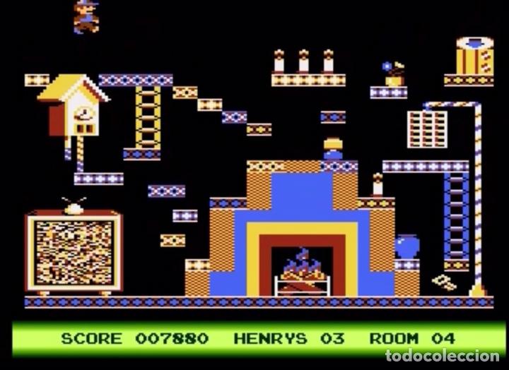 Videojuegos y Consolas: Henry´s House [Mastertronic] 1987 [ATARI 600 / 800 / XL / XE] Chris Murray - Foto 10 - 48306159
